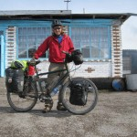 Solo bike ride Bristol to Japan