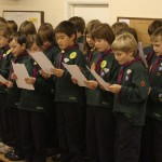 18th Bristol Cubs entertainment evening