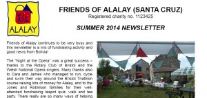 summer 2014 newsletter image